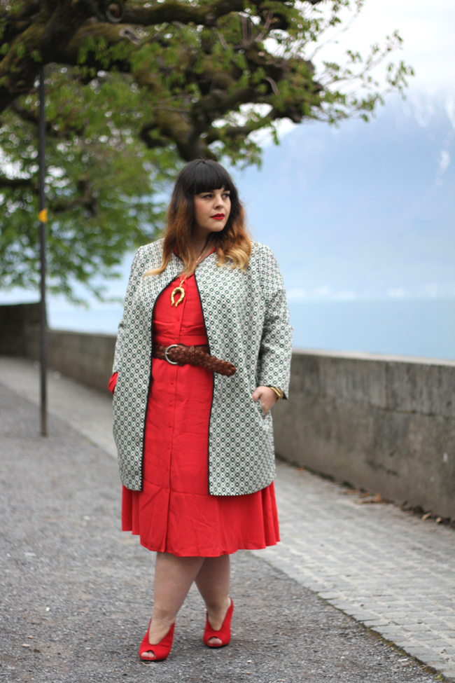La robe rouge blog