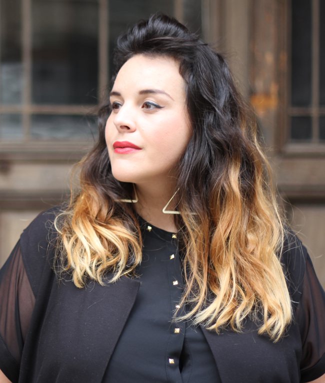 Extrem Point (final?) sur mon Ombré Hair * – Le blog mode de Stéphanie Zwicky VY44