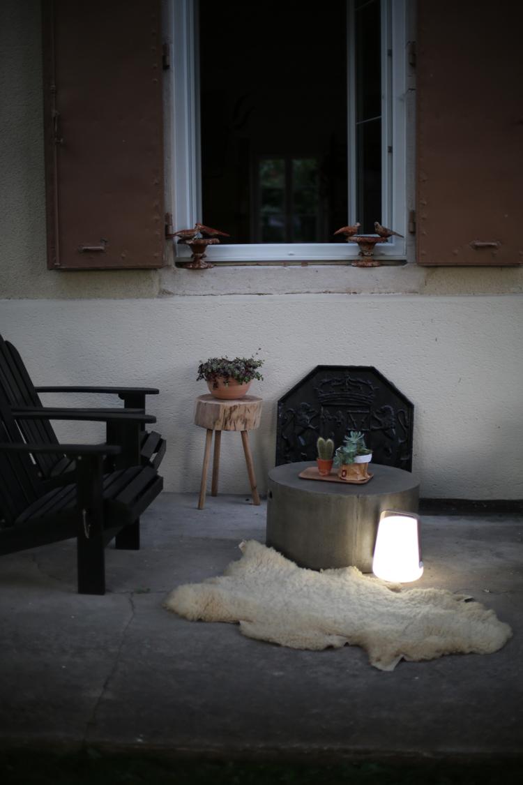 soir u00c9e au coin du feu dans le jardin  u2013 le blog mode de