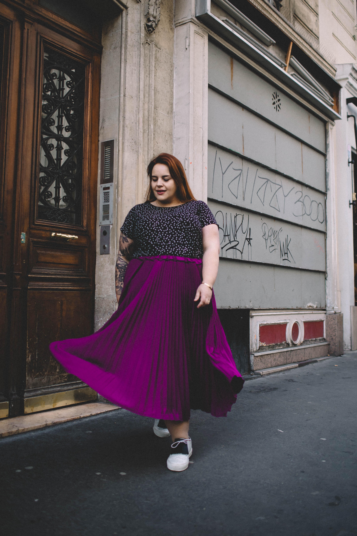 2303258d97ba25 LA JUPE POURPRE – Le blog mode de Stéphanie Zwicky