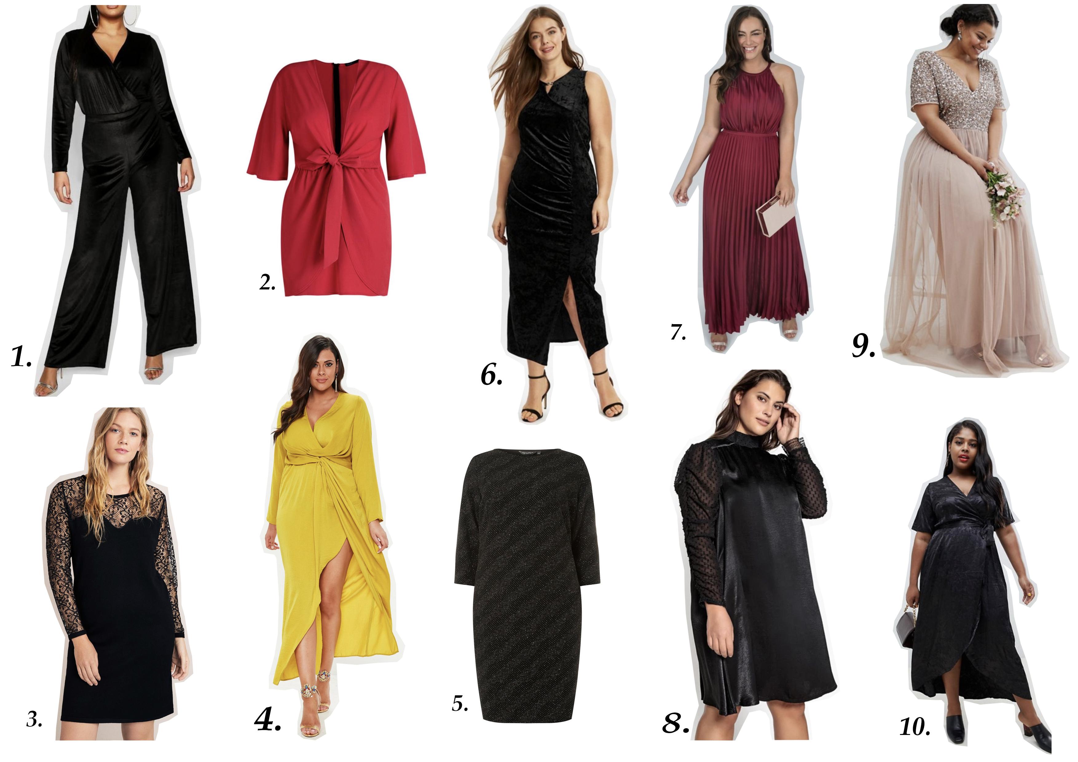 10 robes pour les fetes le blog mode de st phanie zwicky. Black Bedroom Furniture Sets. Home Design Ideas
